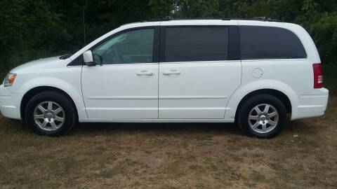 2008 Chrysler Town and Country for sale at Expressway Auto Auction in Howard City MI