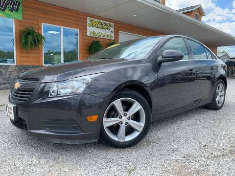 2013 Chevrolet Cruze for sale at MARIETTA MOTORS LLC in Marietta OH