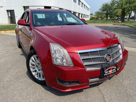 2011 Cadillac CTS for sale at JerseyMotorsInc.com in Teterboro NJ