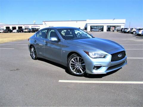 2018 Infiniti Q50 for sale at Auto Gallery Chevrolet in Commerce GA