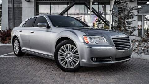 2014 Chrysler 300 for sale at MUSCLE MOTORS AUTO SALES INC in Reno NV