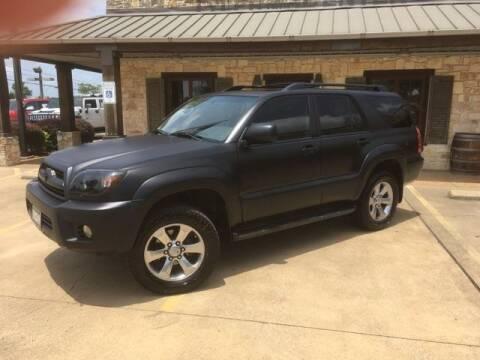 2008 Toyota 4Runner for sale at Tyler Car  & Truck Center in Tyler TX