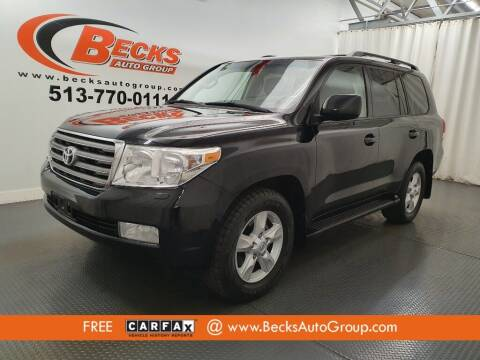 2011 Toyota Land Cruiser for sale at Becks Auto Group in Mason OH