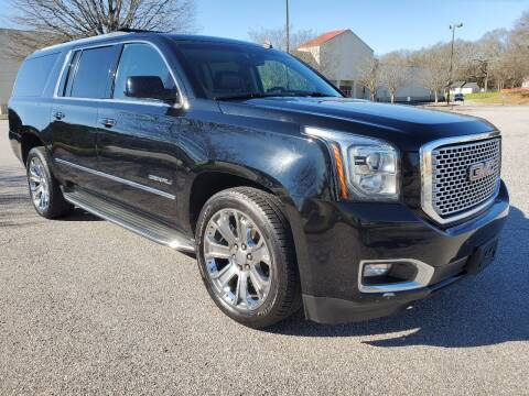 2015 GMC Yukon XL for sale at Marks and Son Used Cars in Athens GA