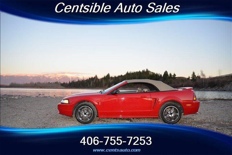 1999 Ford Mustang SVT Cobra for sale in Kalispell, MT
