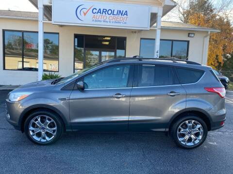 2014 Ford Escape for sale at Carolina Auto Credit in Youngsville NC