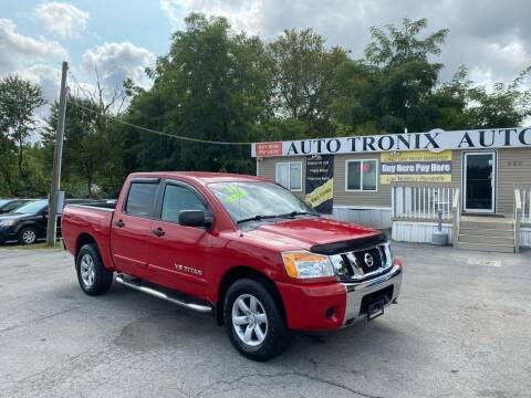 2011 Nissan Titan for sale at Auto Tronix in Lexington KY