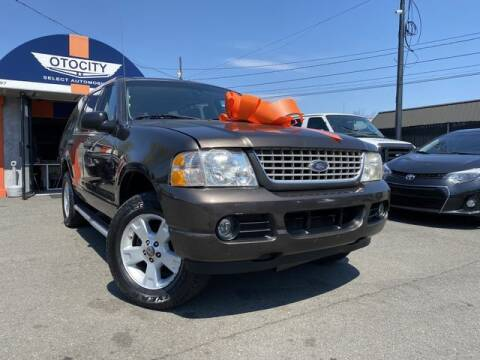 2005 Ford Explorer for sale at OTOCITY in Totowa NJ