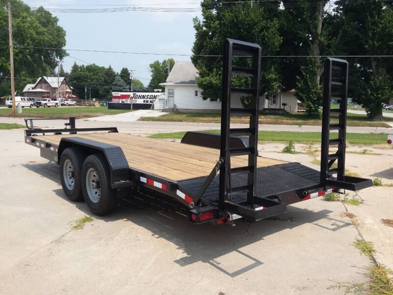 2021 Eagle 22 FOOT FLATBED for sale at ALL STAR TRAILERS Flatbeds in , NE