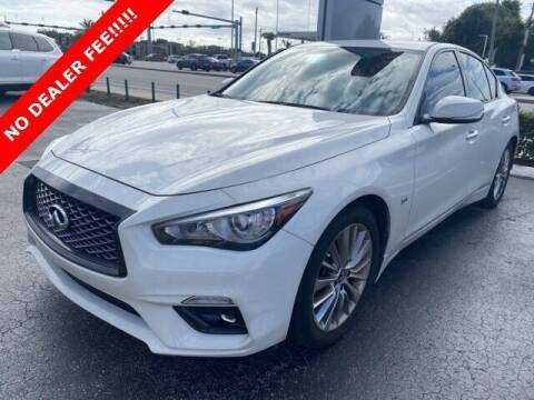 2019 Infiniti Q50 for sale at JumboAutoGroup.com in Hollywood FL