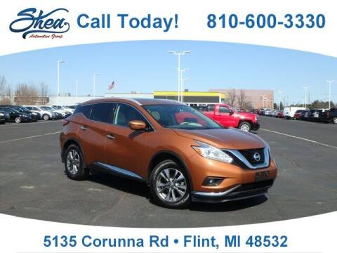 2017 Nissan Murano for sale at Jamie Sells Cars 810 - Linden Location in Flint MI