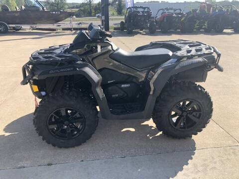 2021 Can-Am ATV OUTLANDER XT 650 BG 21 for sale at Head Motor Company - Head Indian Motorcycle in Columbia MO