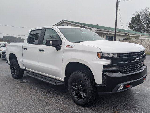 2020 Chevrolet Silverado 1500 for sale at Best Used Cars Inc in Mount Olive NC