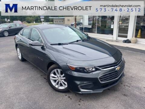 2017 Chevrolet Malibu for sale at MARTINDALE CHEVROLET in New Madrid MO