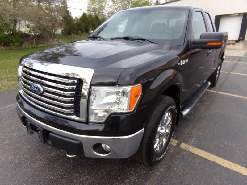2012 Ford F-150 for sale at Rose Auto Sales & Motorsports Inc in McHenry IL