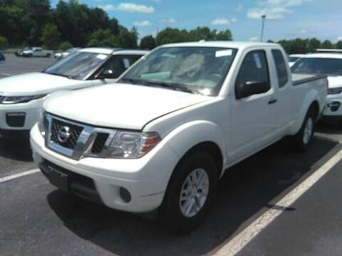 2016 Nissan Frontier for sale at Cj king of car loans/JJ's Best Auto Sales in Troy MI