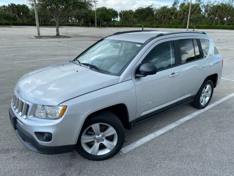 2012 Jeep Compass for sale at Winners Autosport in Pompano Beach FL