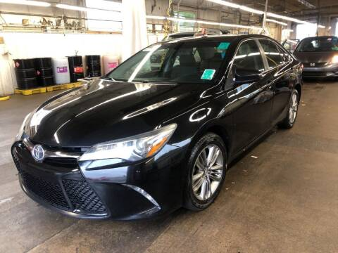 2015 Toyota Camry for sale at Doug Dawson Motor Sales in Mount Sterling KY