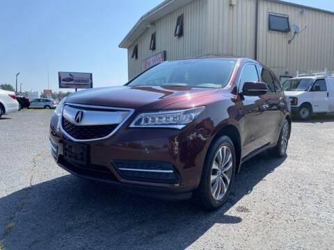 2014 Acura MDX for sale at Premium Auto Collection in Chesapeake VA