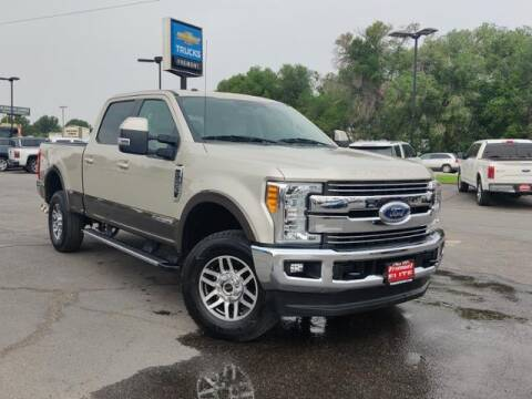 2017 Ford F-250 Super Duty for sale at Rocky Mountain Commercial Trucks in Casper WY