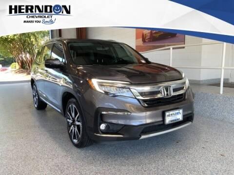 2019 Honda Pilot for sale at Herndon Chevrolet in Lexington SC