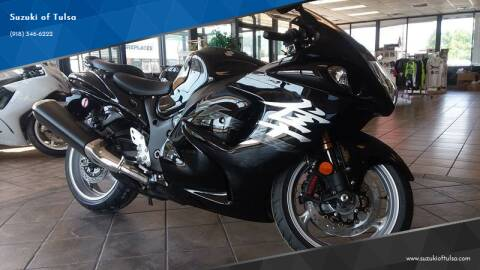 2019 Suzuki Hayabusa for sale at Suzuki of Tulsa in Tulsa OK