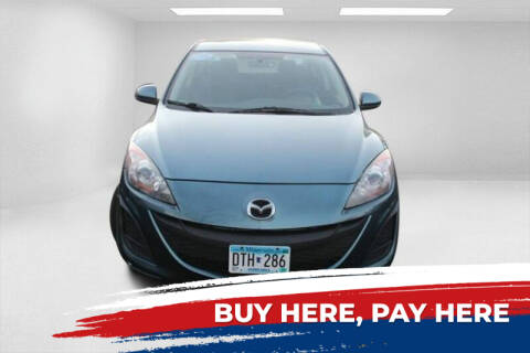 2011 Mazda MAZDA3 for sale at Rochester Auto Mall in Rochester MN