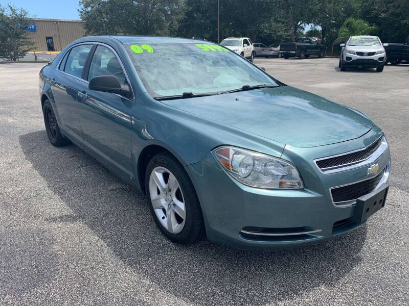 2009 Chevrolet Malibu for sale at The Car Connection Inc. in Palm Bay FL