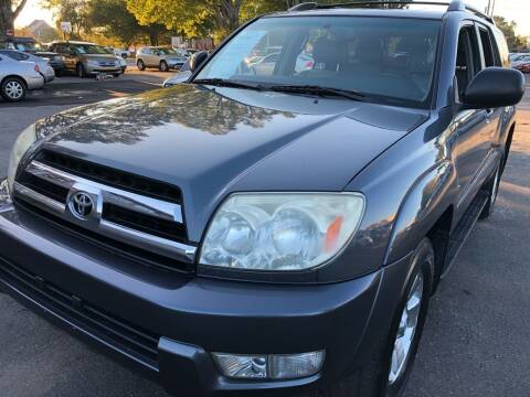 2005 Toyota 4Runner for sale at Atlantic Auto Sales in Garner NC