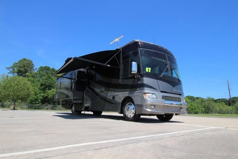 2007 Winnebago ADVENTURER  38T for sale at Texas Best RV in Humble TX