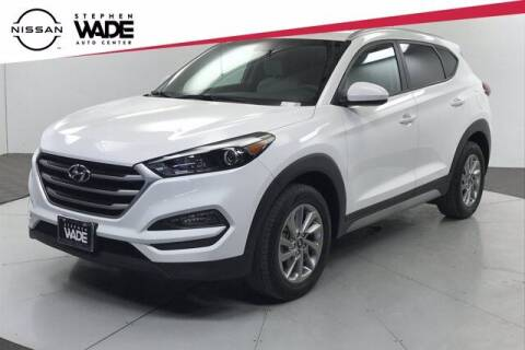 2017 Hyundai Tucson for sale at Stephen Wade Pre-Owned Supercenter in Saint George UT