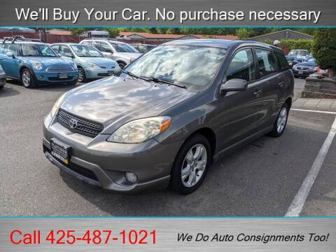 2006 Toyota Matrix for sale at Platinum Autos in Woodinville WA