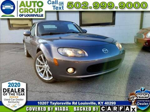 2006 Mazda MX-5 Miata for sale at Auto Group of Louisville in Louisville KY