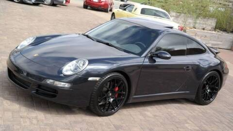 2008 Porsche 911 for sale at Cars-KC LLC in Overland Park KS
