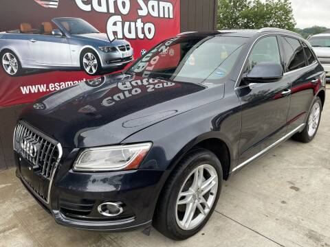 2015 Audi Q5 for sale at Euro Auto in Overland Park KS