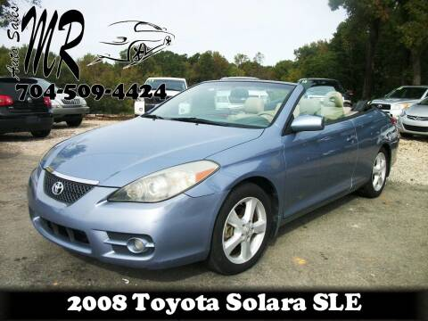 2008 Toyota Camry Solara for sale at Mr Auto Sales in Charlotte NC