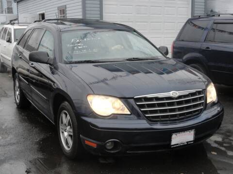 2008 Chrysler Pacifica for sale at MOUNT EDEN MOTORS INC in Bronx NY