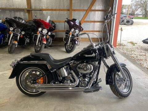 2003 Harley Davidson Fat Boy for sale at CarSmart Auto Group in Orleans IN