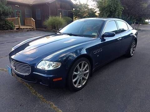2005 Maserati Quattroporte for sale at Classic Car Deals in Cadillac MI