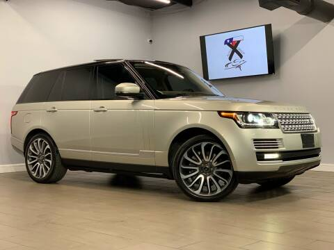 2014 Land Rover Range Rover for sale at TX Auto Group in Houston TX