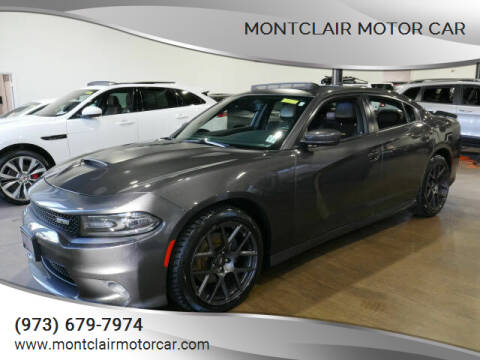 2018 Dodge Charger for sale at Montclair Motor Car in Montclair NJ