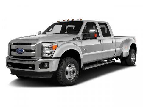 2016 Ford F-350 Super Duty for sale at TRI-COUNTY FORD in Mabank TX