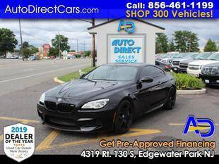 2017 BMW M6 for sale at Auto Direct Trucks.com in Edgewater Park NJ