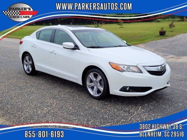 2014 Acura ILX for sale at Parker's Used Cars in Blenheim SC