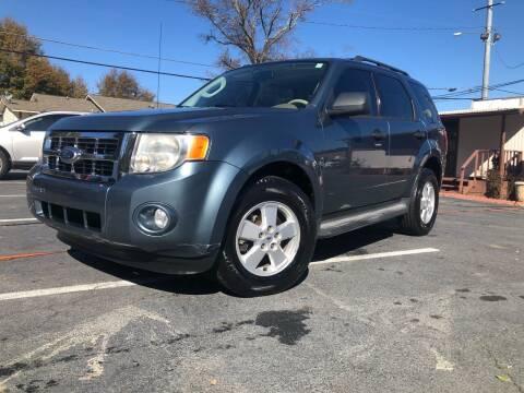 2010 Ford Escape for sale at Atlas Auto Sales in Smyrna GA