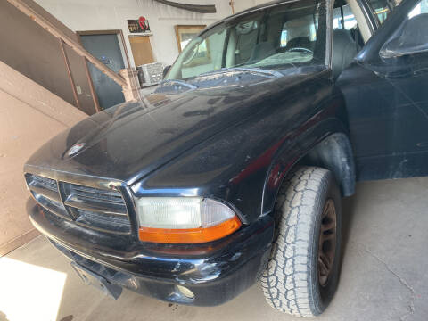 2002 Dodge Dakota for sale at PYRAMID MOTORS - Pueblo Lot in Pueblo CO