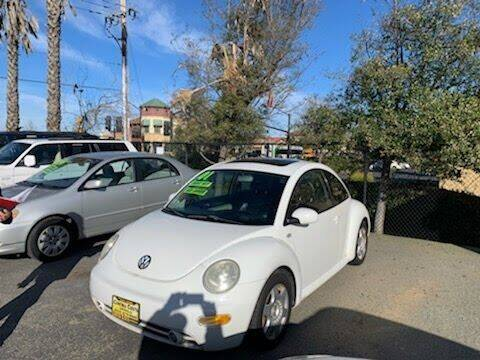 2001 Volkswagen New Beetle for sale at Contra Costa Auto Sales in Oakley CA