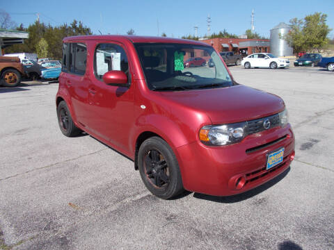 2009 Nissan cube for sale at Governor Motor Co in Jefferson City MO