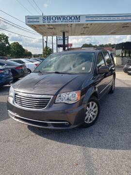 2016 Chrysler Town and Country for sale at Showroom Auto Sales of Charleston in Charleston SC
