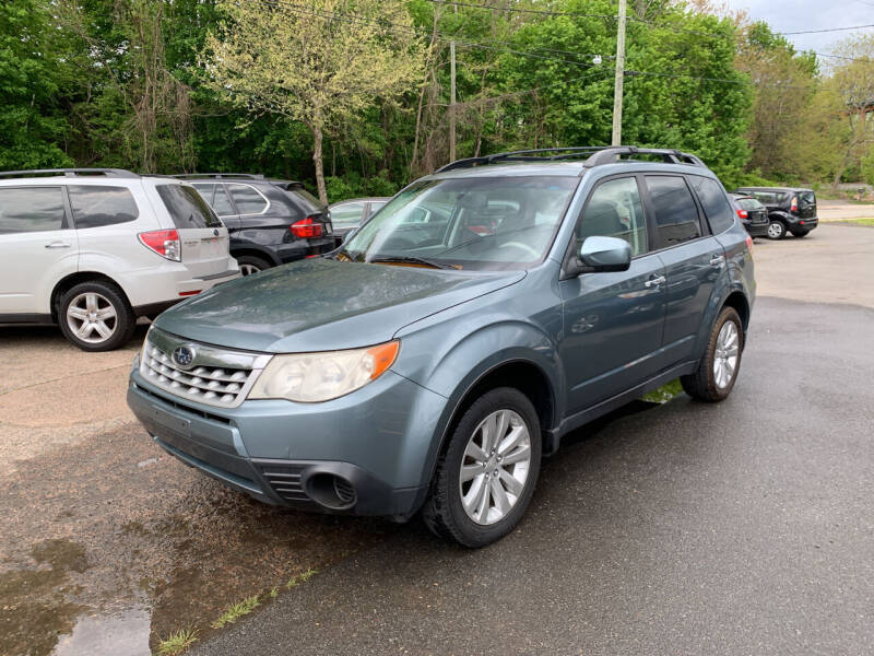 2011 Subaru Forester for sale at Manchester Auto Sales in Manchester CT